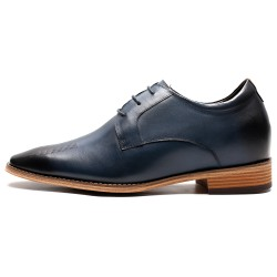Navy blue Increasing Shoes